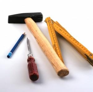 Das richtige Werkzeuge für Kreativtechniken