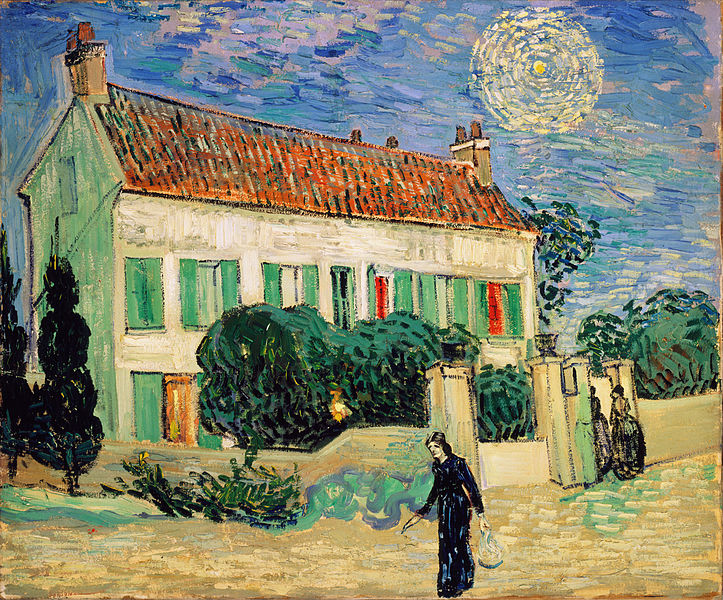 Malerei von Vincent van Gogh